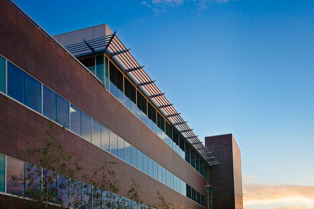 Celebrating the Bristol Bay Region This project was designed to bring Bristol Bay Native Corporation and its subsidiaries together under one roof.
