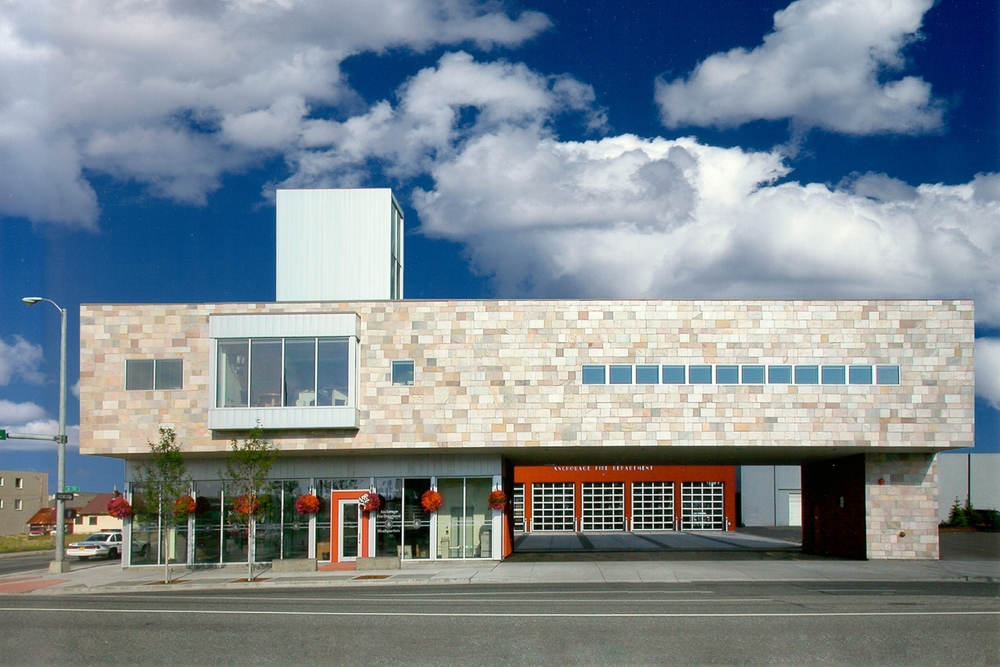 Anchorage Fire Station One