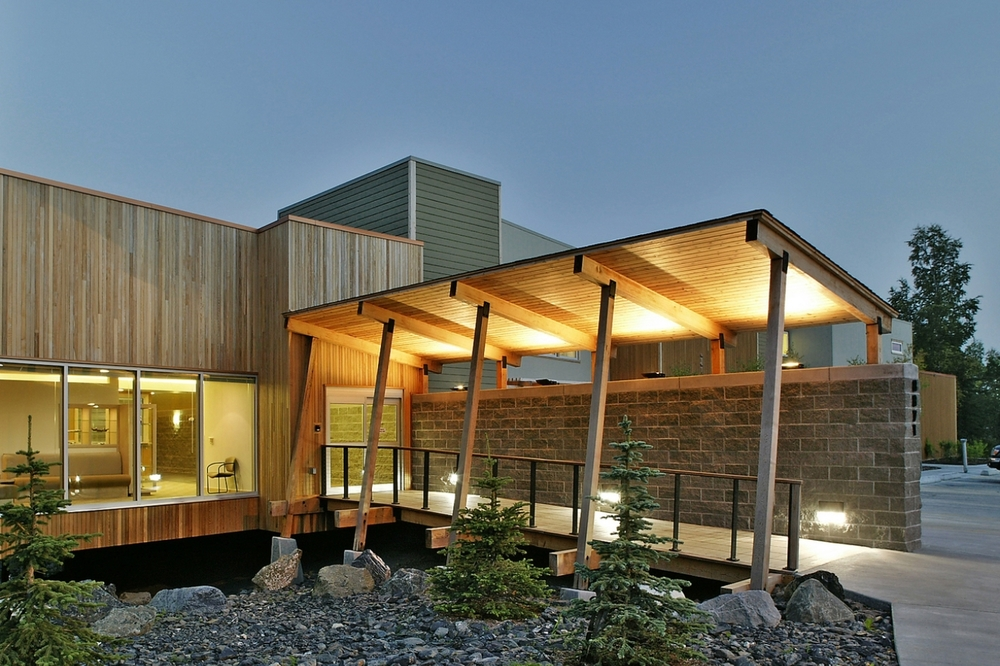 Cook Inlet Housing Authority - Kenaitze Point