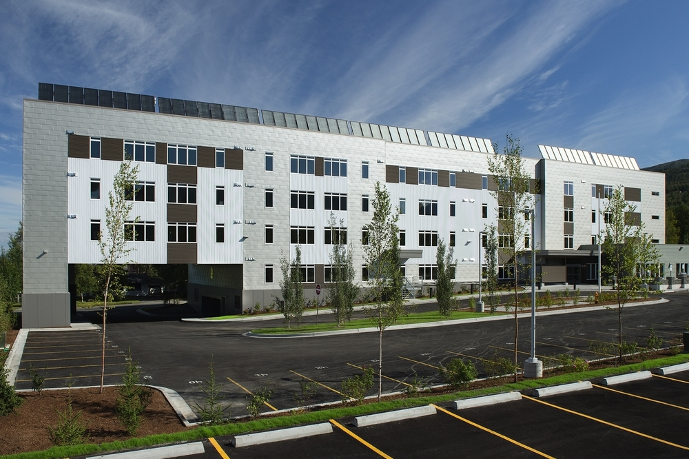 Cook Inlet Housing Authority - Coronado Senior Housing