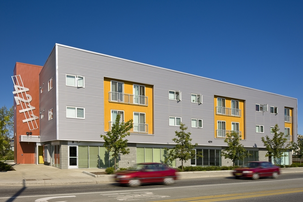 Cook Inlet Housing Authority - Mountain View Park Place Mixed Use