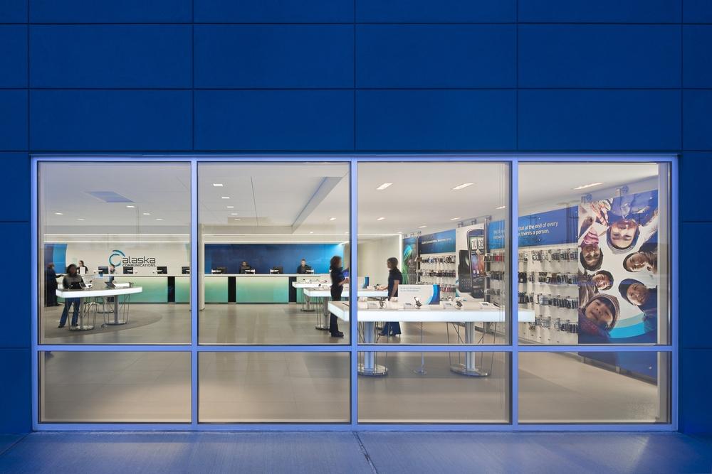 Alaska Communications Flagship Store