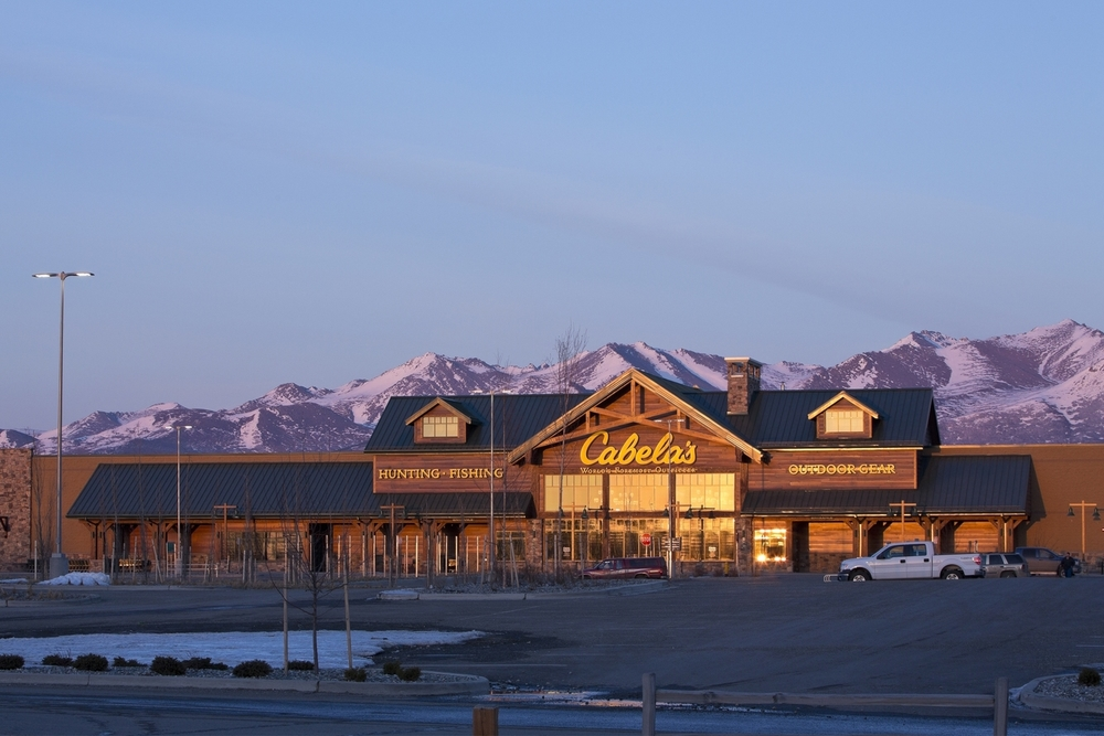 Anchorage Cabela's Store