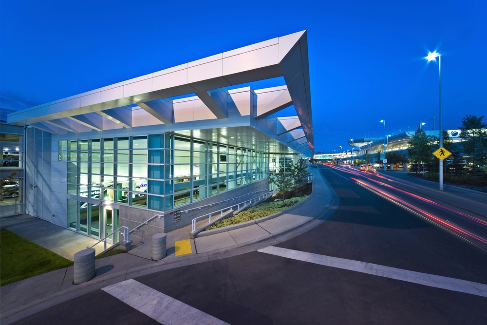 TED STEVENS ANCHORAGE INTERNATIONAL AIRPORT RENTAL CAR FACILITY