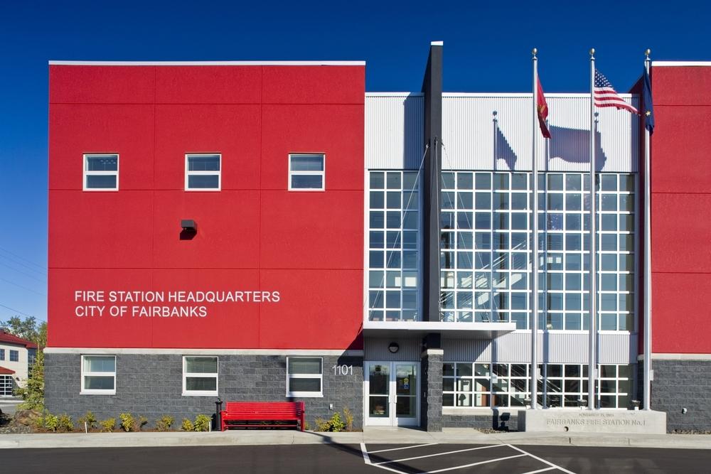 Fairbanks Fire Station One