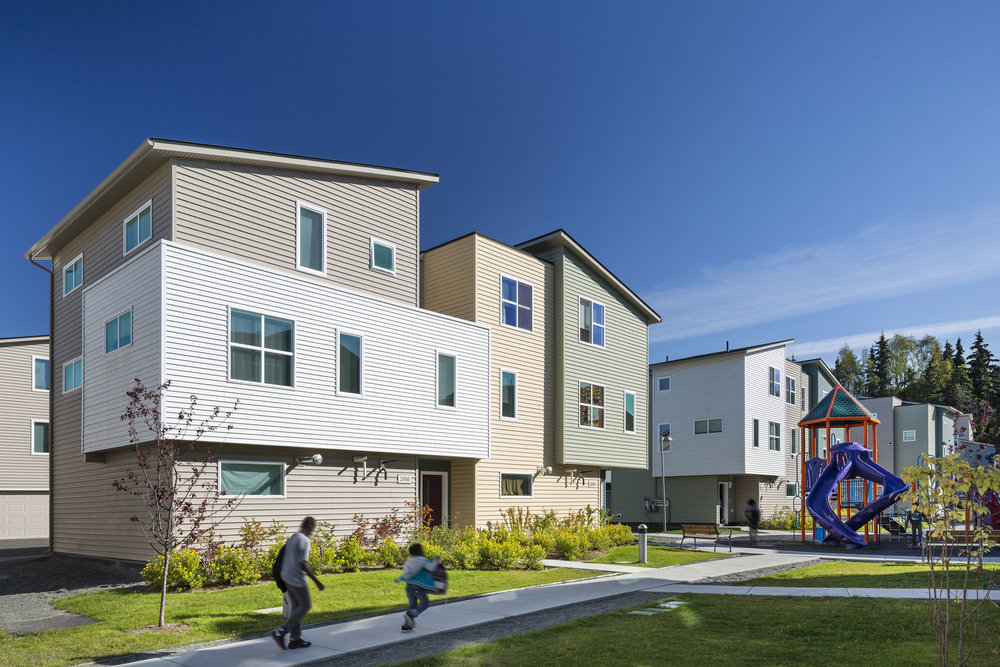Cook Inlet Housing Authority - Loussac Place