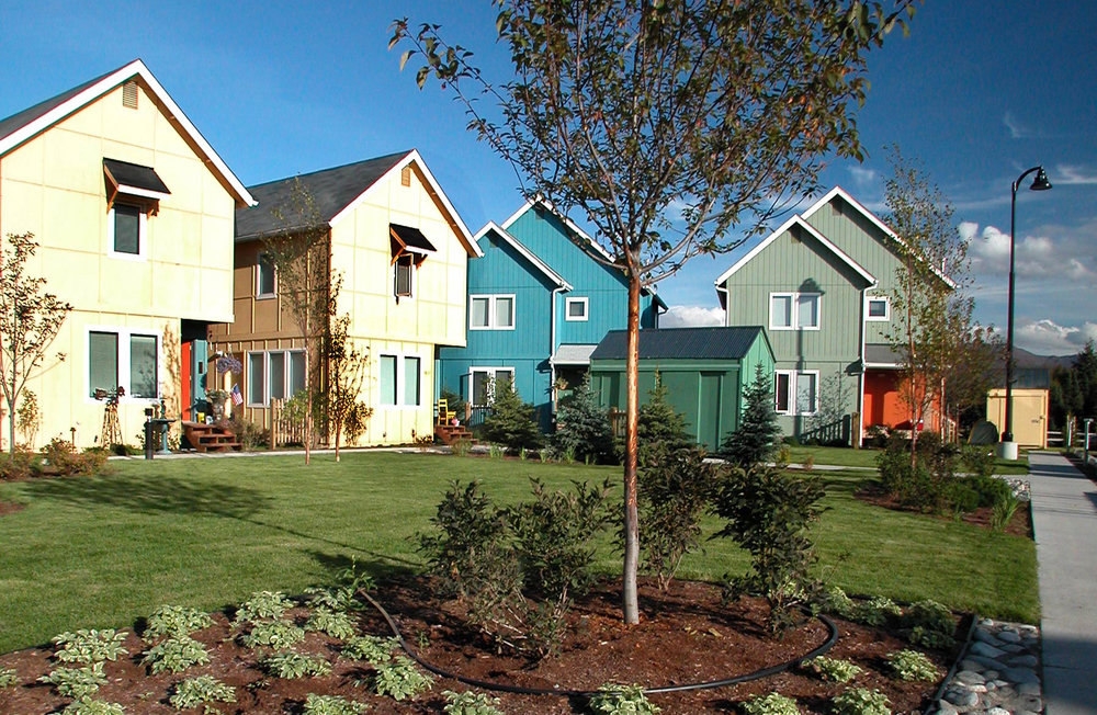Cook Inlet Housing Authority - Strawberry Village