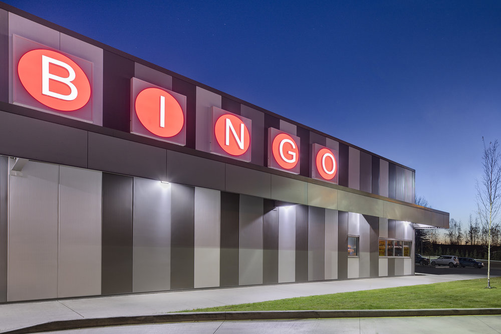 TUDOR BINGO CENTER