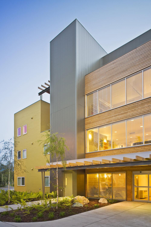 Cook Inlet Housing Authority - Tyonek Terrace