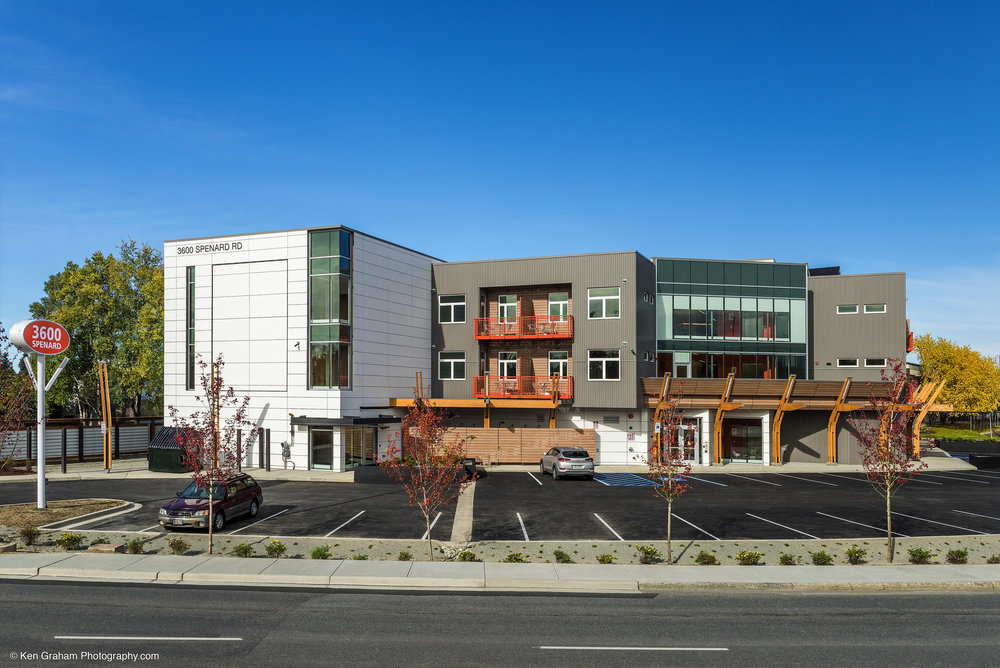 Cook Inlet Housing Authority - Spenard Mixed Use