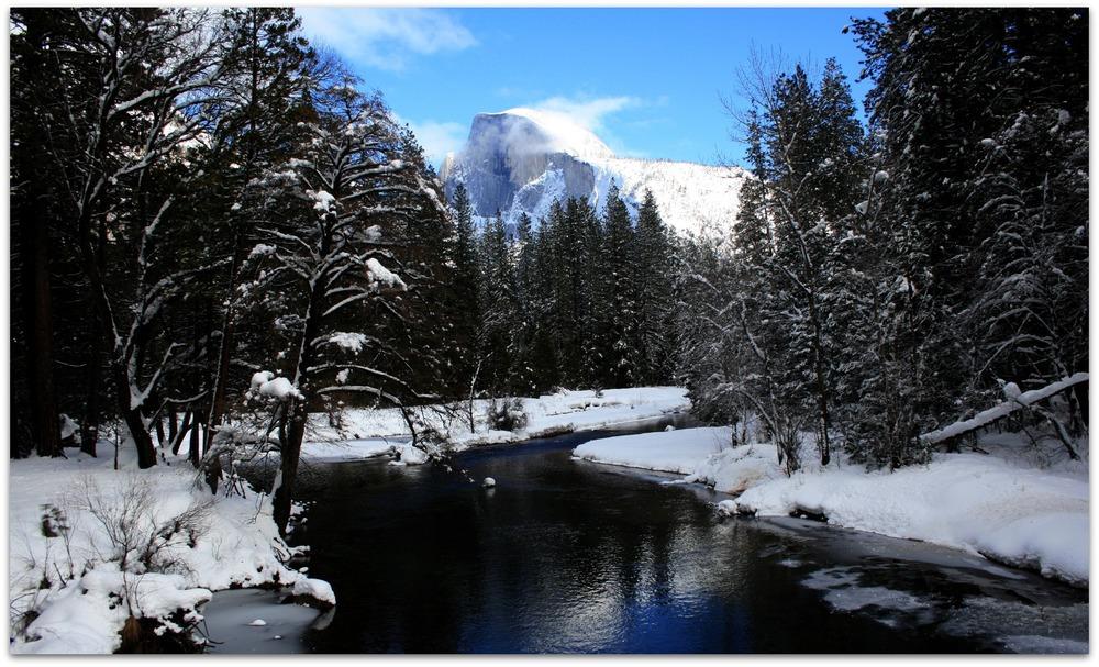 YosemiteinWinter