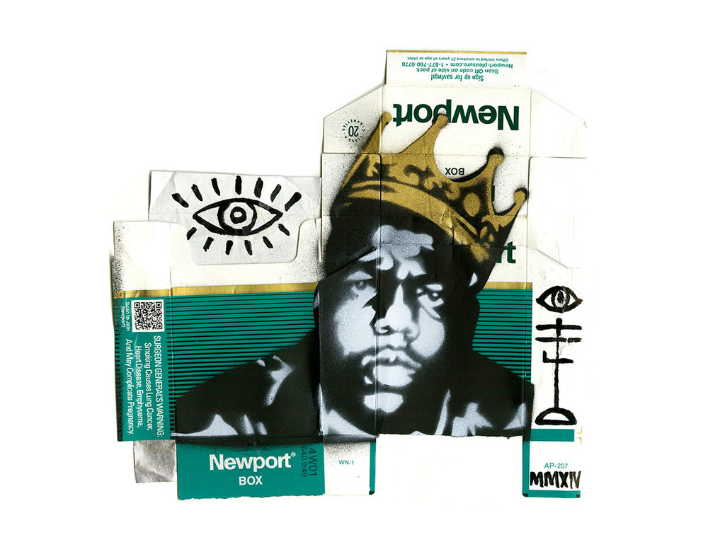 Biggie and Newports