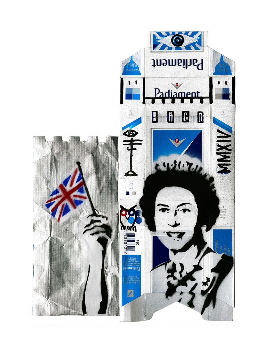 The Queen and Parliment
