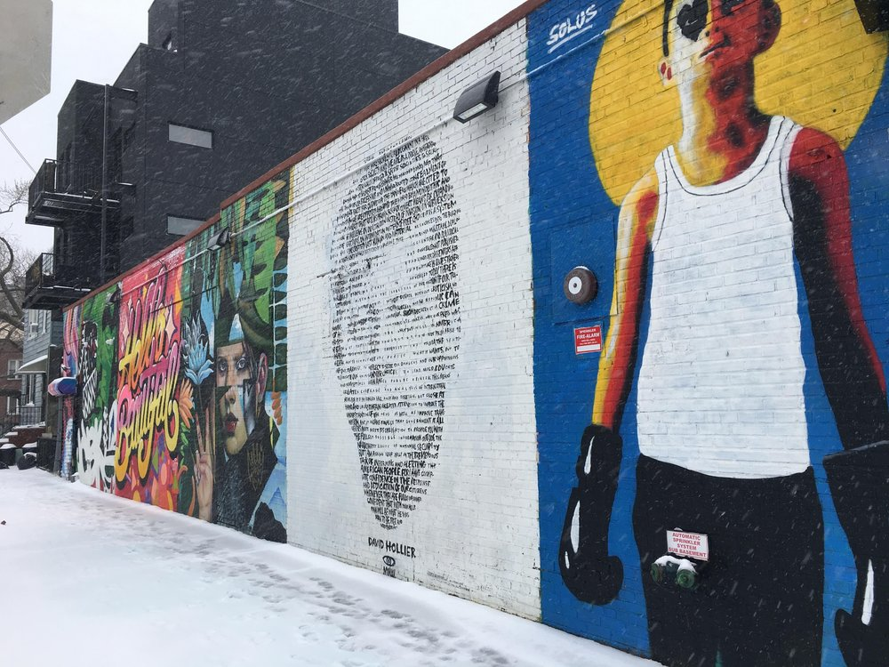 JFK - WILLIAMSBURG, BROOKLYN