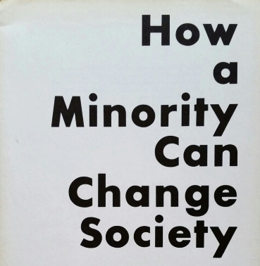 'How Can a Minority Change Society - The real Potential of the Afro-American Struggle', George Breitman.jpg
