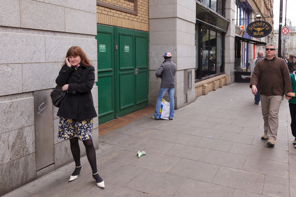 Mobile Call, Dublin