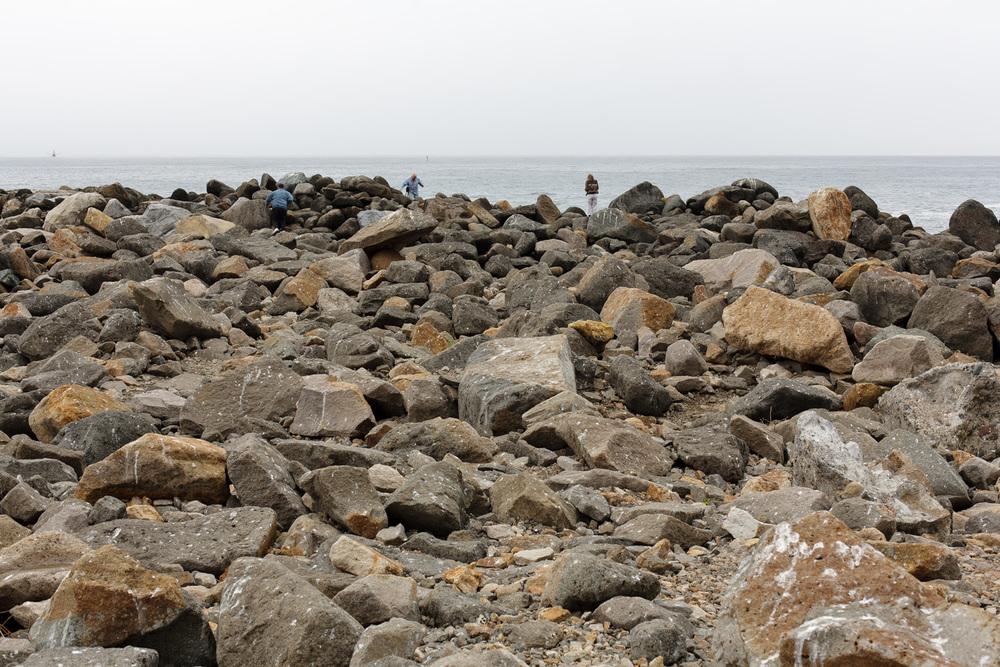Morro Bay Breakwater
