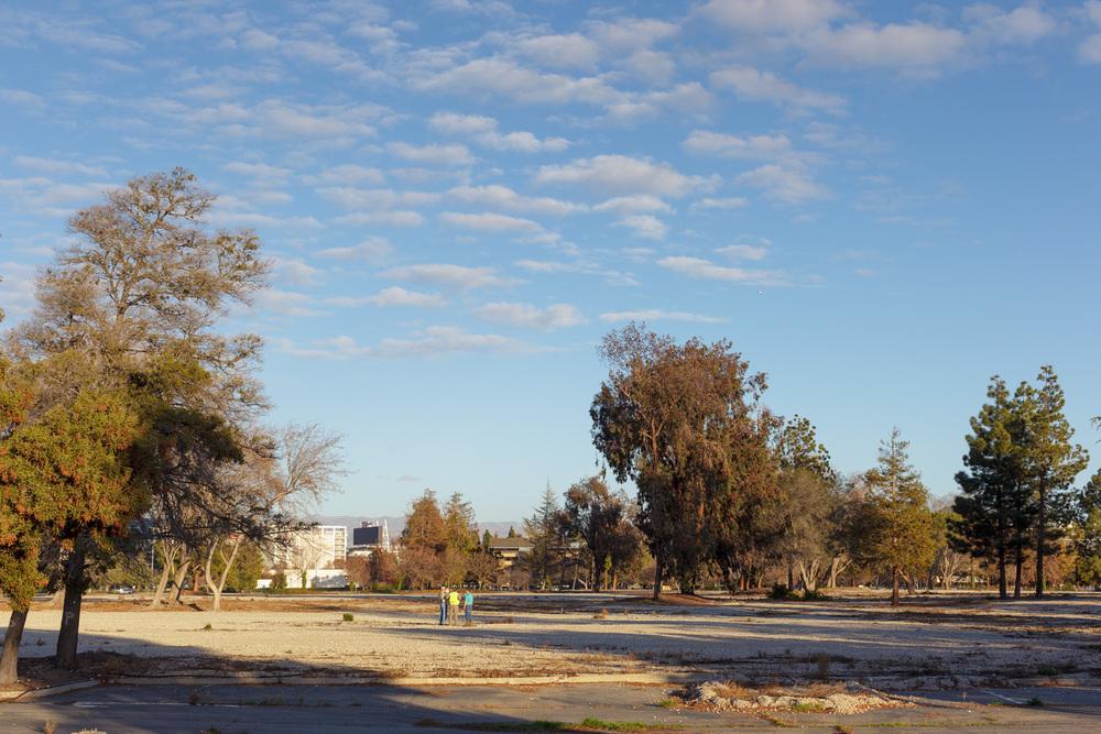 Scraped, Santa Clara