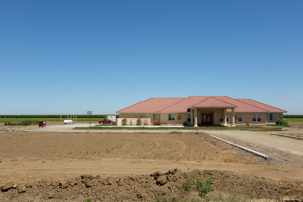Farmhouse, Vernalis