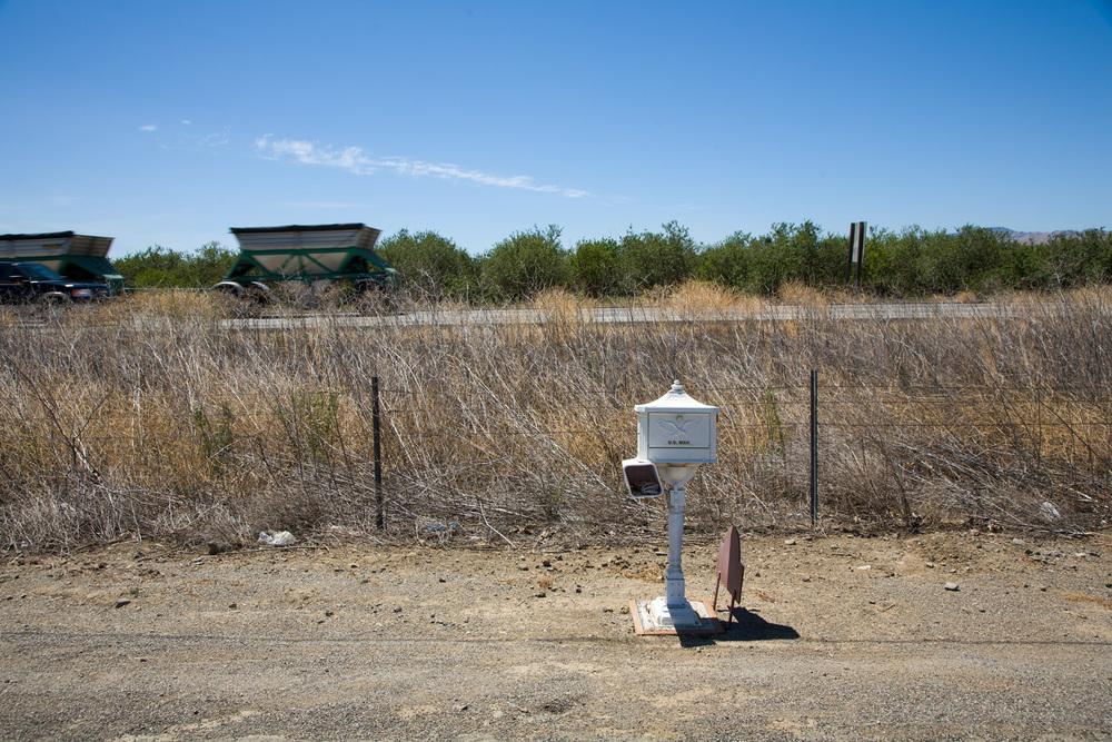 Post Box, Vernalis