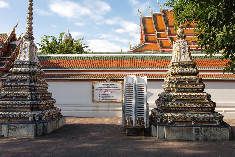 Wat Phra Chetuphon, Bangkok