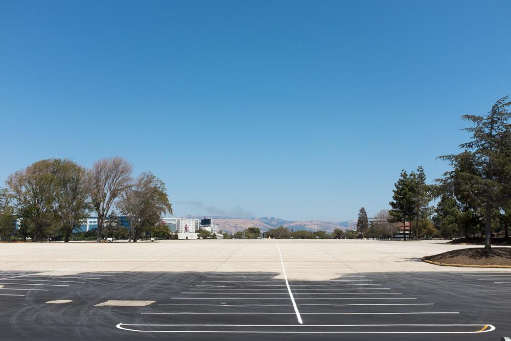 49ers Parking, Santa Clara