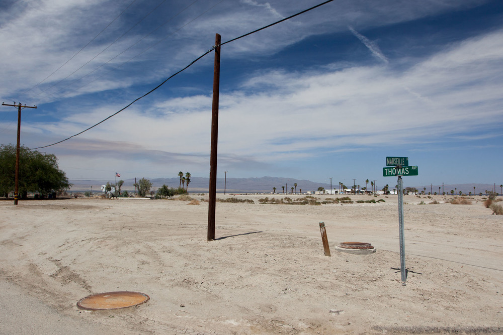 Thomas Ave, Salton City