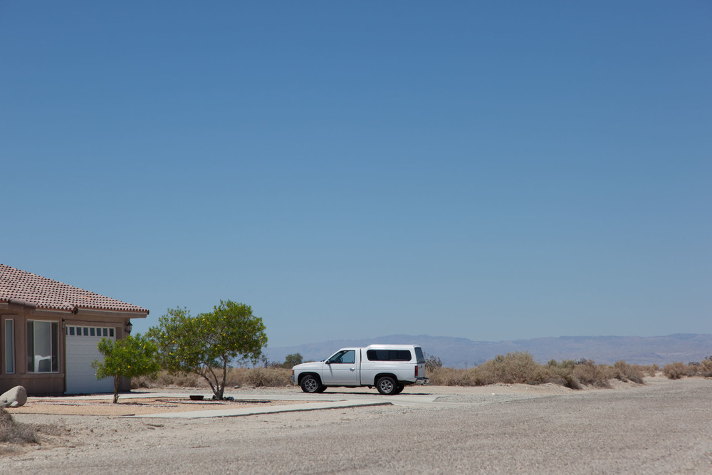 Pick Up, Salton City