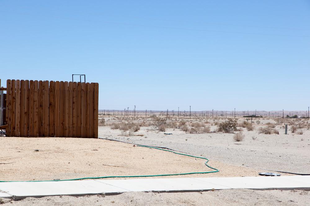 Utility Poles, Salton City