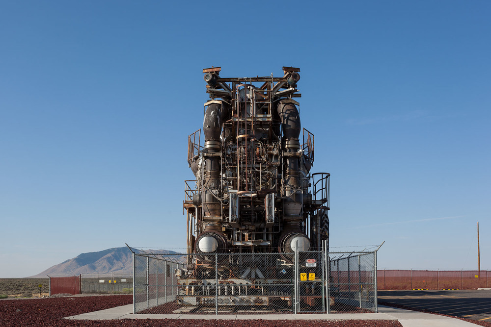 Experimental Breeder Reactor One, Highway 26, Idaho