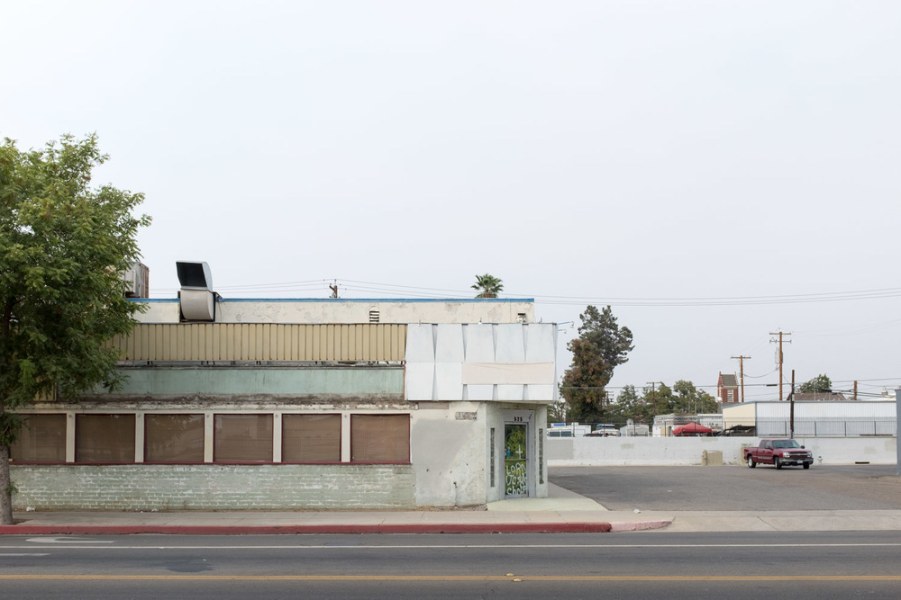 Eagle Cafe, Divisadero Street, Fresno