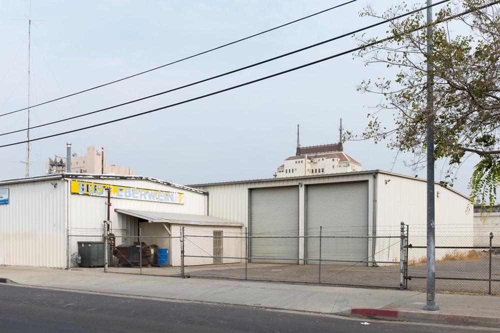 Calaveras and Broadway Streets, Fresno