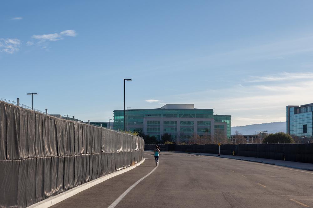 Google Tech Corners, Sunnyvale