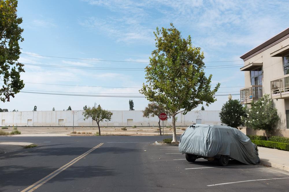 Calaveras and H streets, Fresno