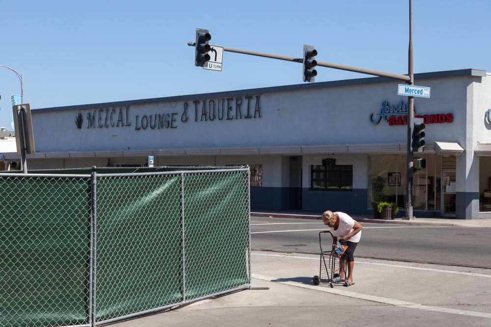 Merced Street, Fresno