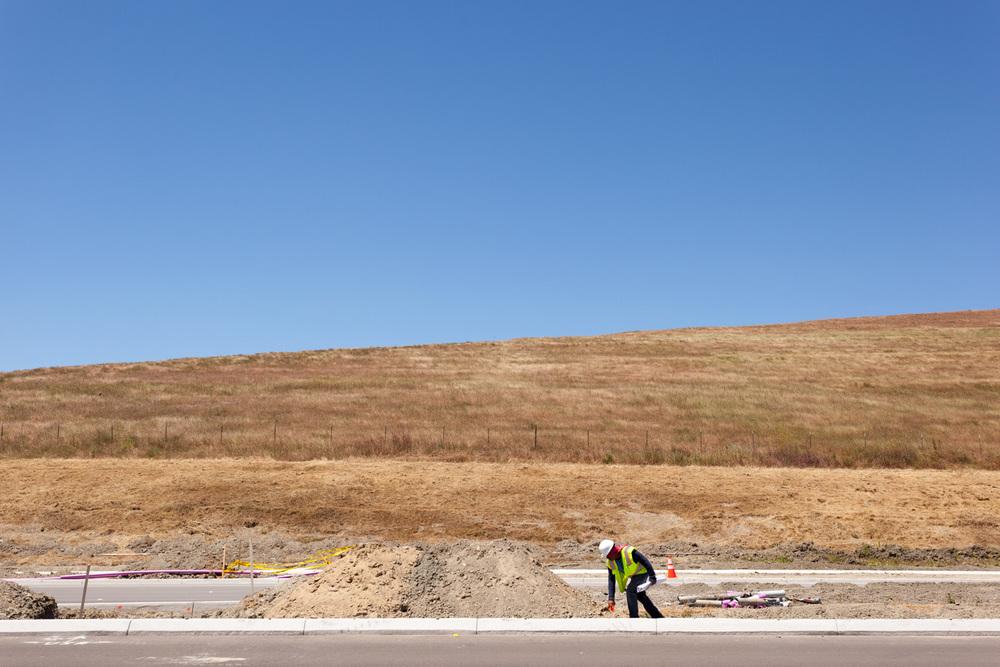 Dougherty Road Extension, San Ramon.