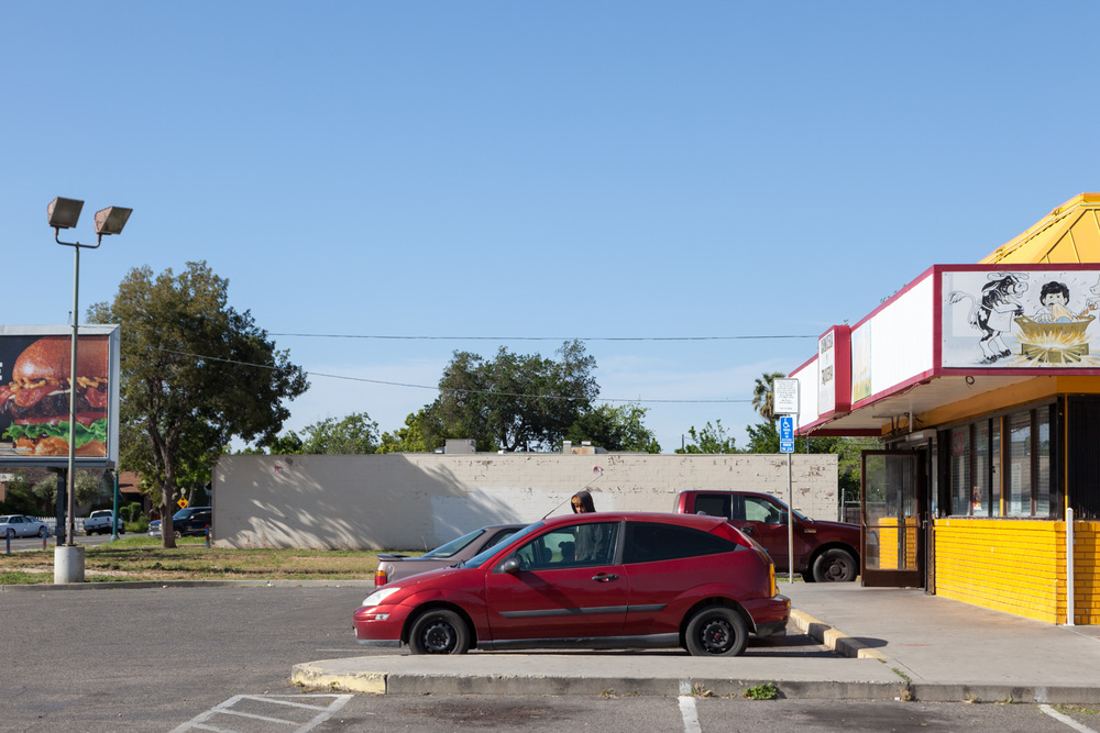 Michuacana Meat Market, Fresno.