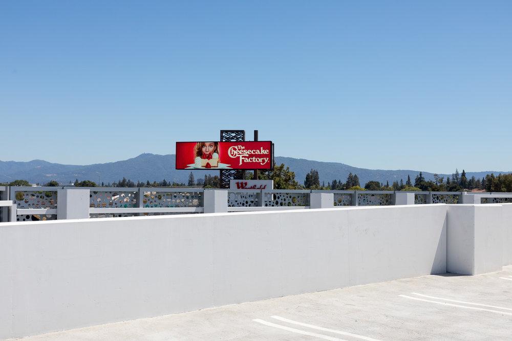 Valley Fair Mall, San Jose.
