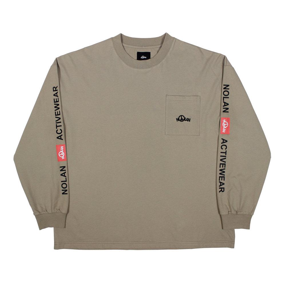 Nolan Activewear Shirt Beige Front.jpg