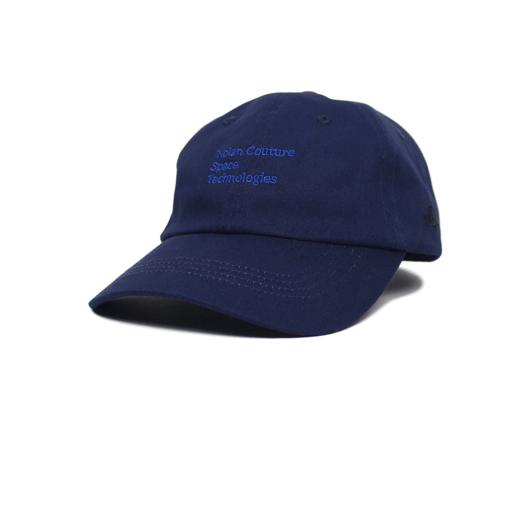 Space Technologies Navy Hat Front.jpg