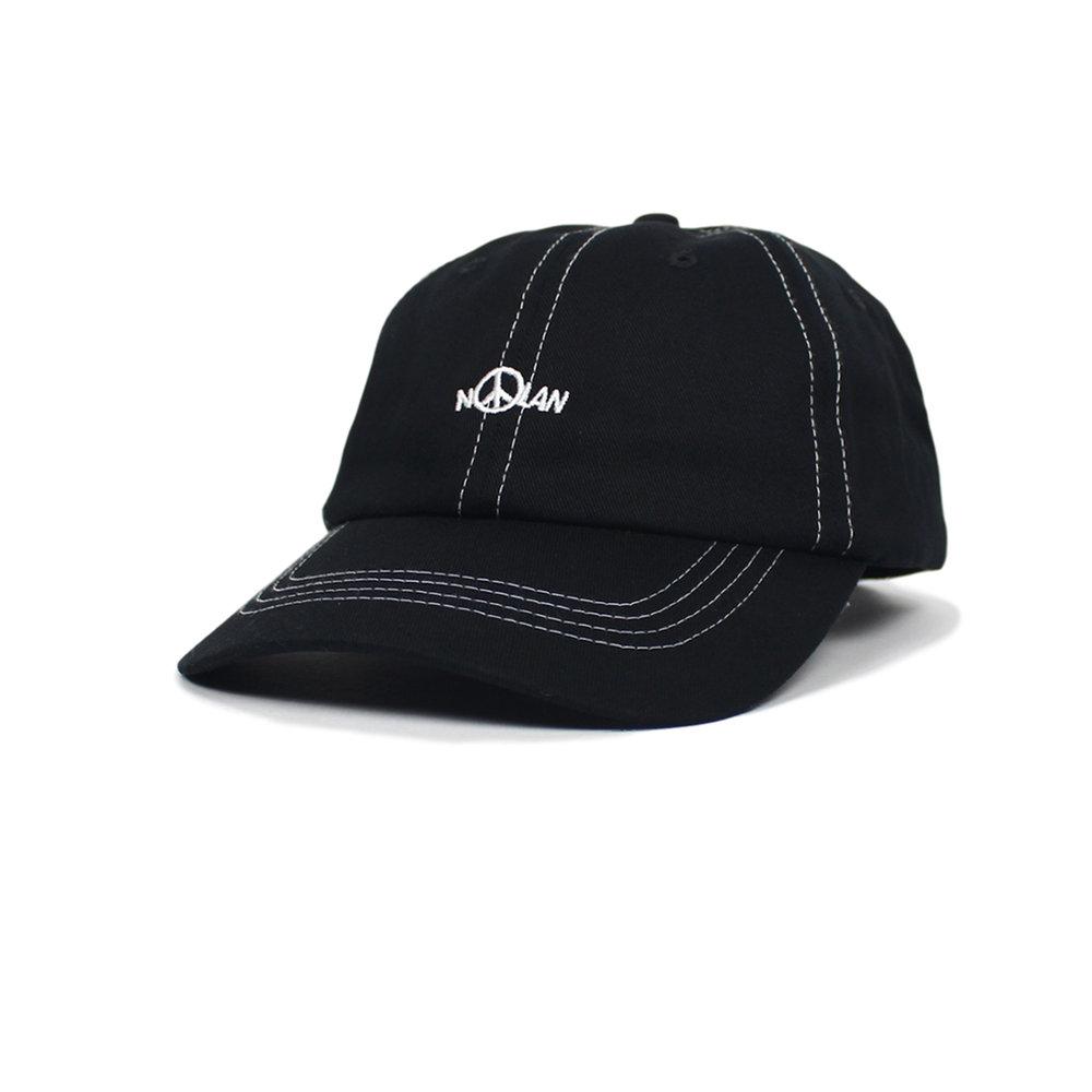 Nolan Logo Black Hat Front.jpg