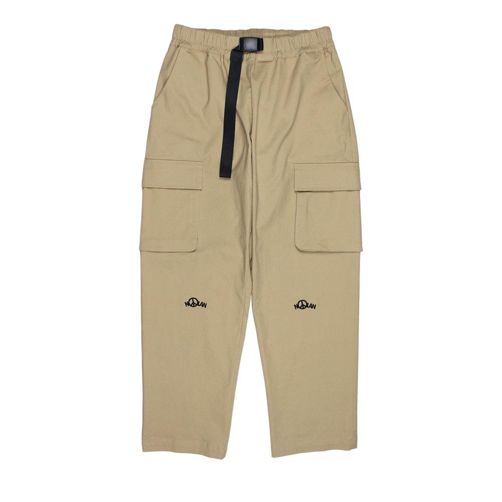 Nolan Cargo Pant Khaki Front.jpg