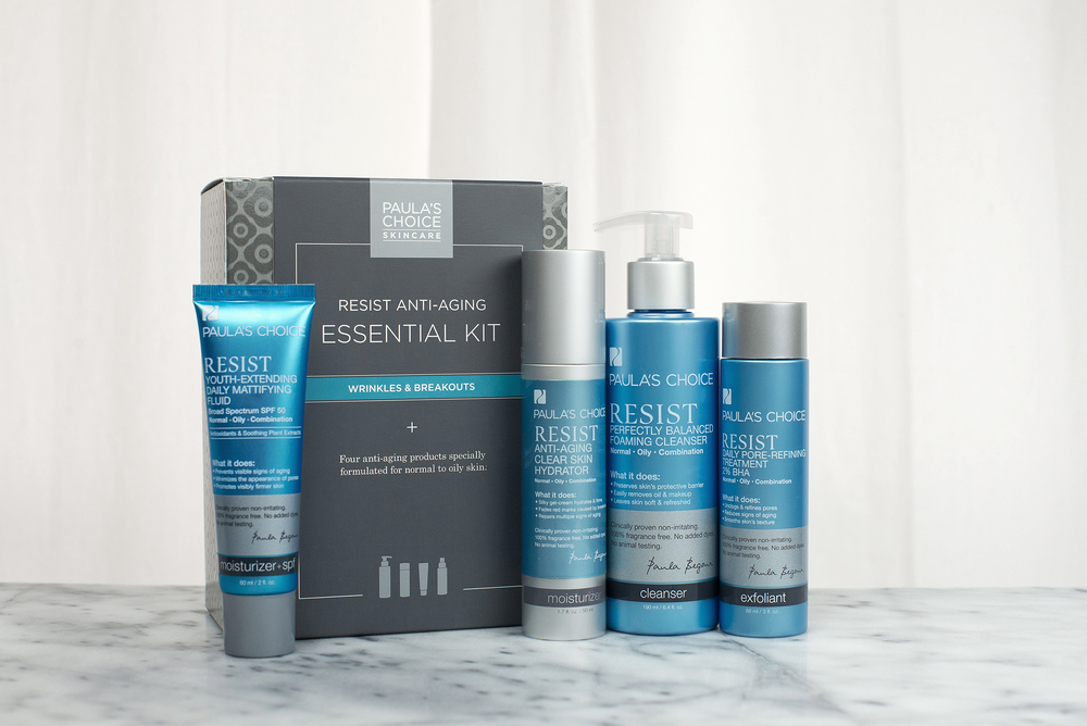 Resist Anti-Aging Essential Kit [Wrinkles + Breakouts]