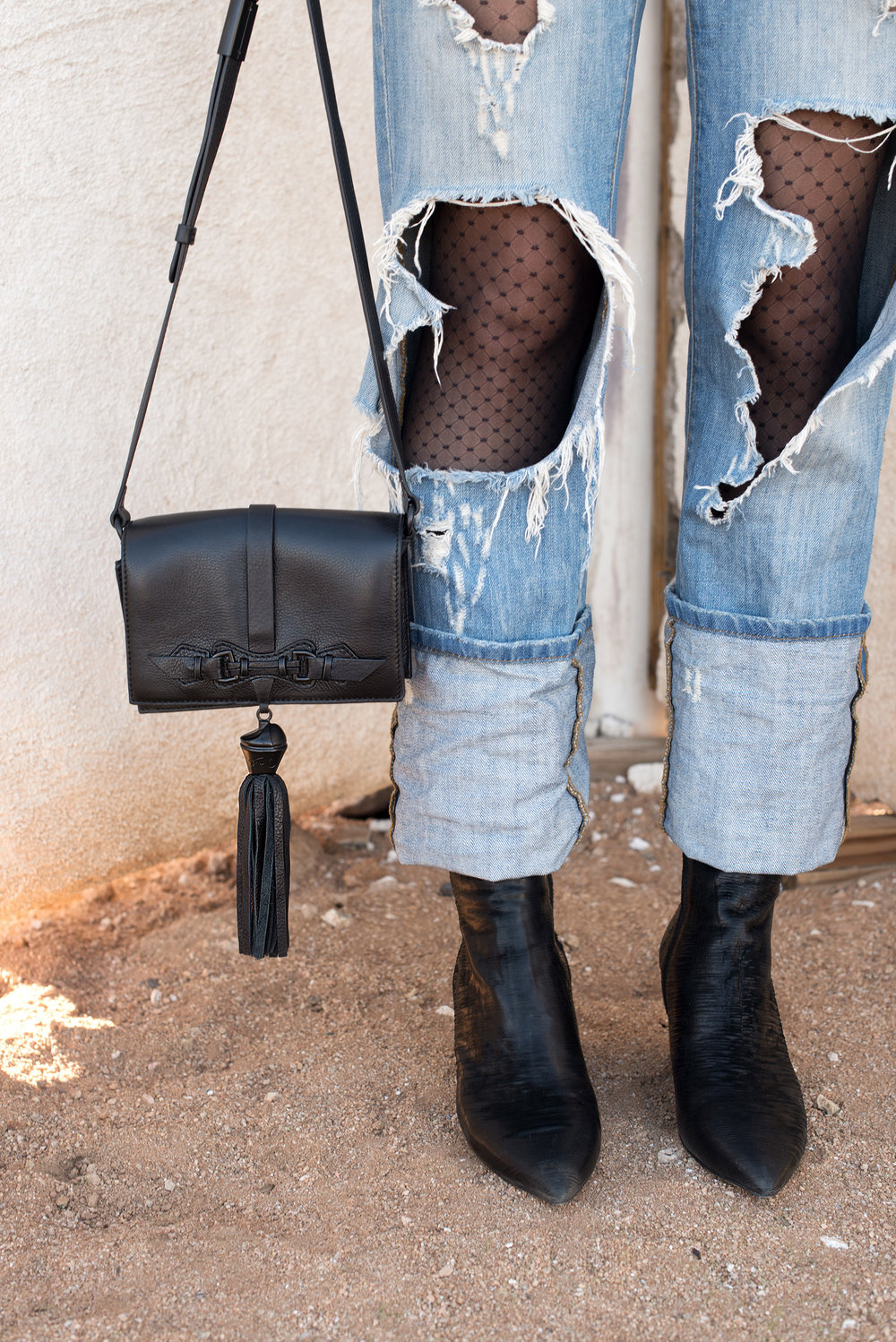 / BAG / BOOTS (IRO, HERE and HERE) / JEANS (old, similar HERE)