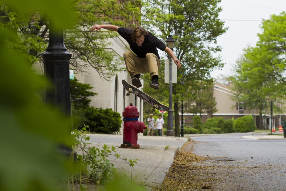 Marcus Eagel, Tre Flip