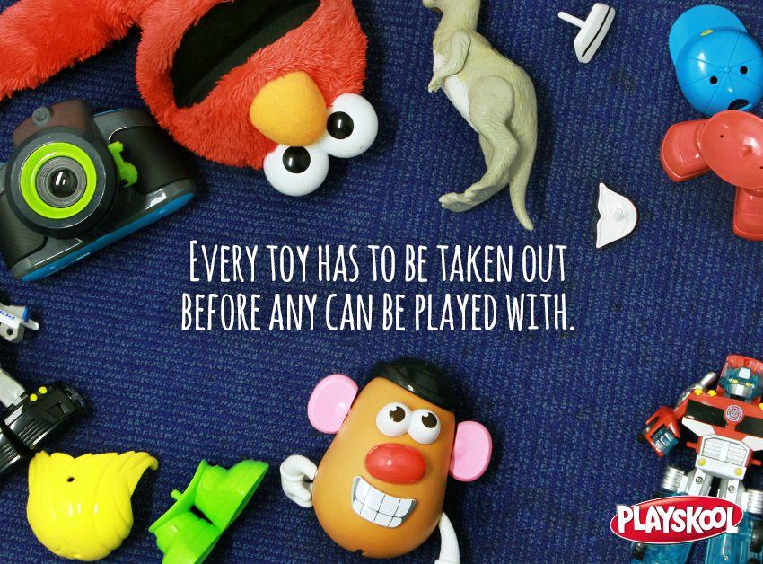 Parents loved honest insights about child behavior.