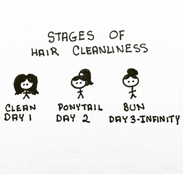 Life without dry shampoo. 💁 . . #cartoon #cartoons #funny #relatable #lol #sketch #pen #penart #penandpaper #sketchbook #doodleart #blackandwhite #doodlesofinstagram #creative #funny #comedy #quoteoftheday #quote #masterpiece #thoughts #creativework #pensivepencil