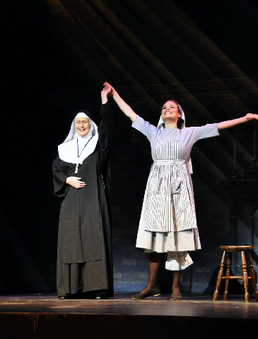 The Sound of Music  with Pamela Hicks ,  Photo by Linda Carter