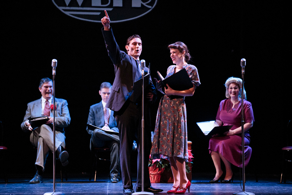 It's a Wonderful Life w ith Josh Schell, Photo by Mark&Tracy Photography