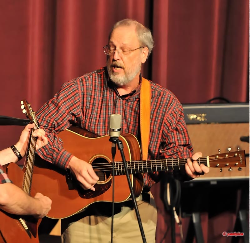 David Ludwick-Piano, mandolin, guitar, voice, and percussion. David has played music professionally since junior high school in various groups and styles. His most recent ventures include the Lawrence City Band, Ottawa Symphony, several rock and country dance bands, and a ballroom dance band called the Prairie Dogs. After getting a music degree from the University of Kansas, he has taught many types and genres of music. His teaching history includes twenty years of college and elementary music classes and thirty years of private students. David is proficient playing and teaching piano, guitar, mandolin, voice and percussion.